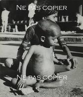 INDE Enfants Sous-alimentés Vers 1960 Photo Unesco Famine Tiers Monde - Otros