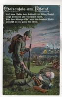 +3734, Weltkrieg 1914-18, Feldpost, Breslau - Guerre 1914-18