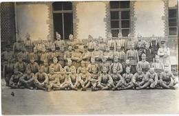 TOUL (54) Carte Photo Militaire Groupe Soldats 146ème RI - Toul