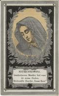 DP. JULIANA CAPOEN ° WESTVLETEREN 1821- + CROMBEKE 1885 - Religion &  Esoterik