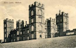 DERBYSHIRE - MATLOCK - RIBER CASTLE 1907 Db49 - Derbyshire