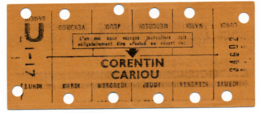 METRO PARISIEN // CARTE HEBDOMADAIRE // CORENTIN CARIOU - Europe