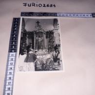 C-89716 OROPA IL SANTUARIO FOTO ORIGINALE DEL 18 LUGLIO 1949 - Autres Villes