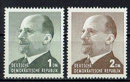 DDR 1963 // Mi. 968/969 ** - [6] Democratic Republic