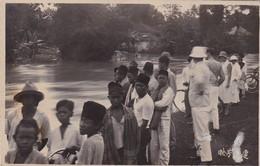 INDE NÉERLANDAISE CPA CIRCA 1930's NON CIRCULEE -LILHU - Inde
