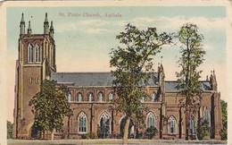 AMBALA, ST. PAULS CHURCH. INDE CPA CIRCA 1925's NON CIRCULEE -LILHU - Inde