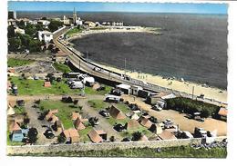 SETE - Plage De La Corniche, Premier Plan Camping St Clair - Sete (Cette)