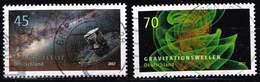 Bund 2017,Michel# 3347 - 3348 O Astrophysik - [7] Federal Republic