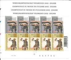 OCB 3052/3053  Postfris Zonder Scharnier ** Volledig Vel ( Plaat 1  ) - Fogli Completi
