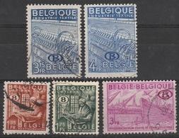 Dienstzegels S42/S46 Exportations / Uitvoer  Oblit/gestp - Service