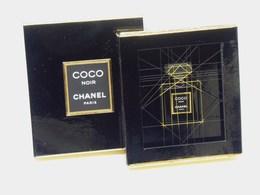 """Miniature De Parfum - CHANEL """"Coco Noir"""" Eau De Parfum 1,5ml - Miniatures Femmes (avec Boite)"""