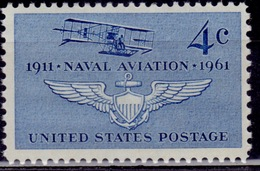 United States, 1961, Naval Aviation, 4c, Sc#1185, MNH - United States
