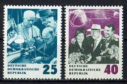 DDR 1964 // Mi. 1020/1021 ** - [6] République Démocratique