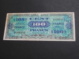 100 Francs - FRANCE - Série 10 ( RARE !!!!) - Billet Du Débarquement - 4 Juin 1945  **** EN ACHAT IMMÉDIAT **** - Schatkamer
