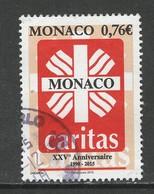 Monaco 2015, Yv 2971,  Gestempeld - Monaco
