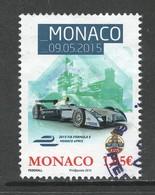 Monaco 2015, Yv 2977,  Gestempeld - Monaco