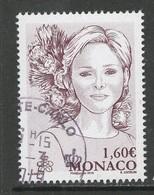 Monaco 2015, Yv 3006,  Hogere Waarde, Gestempeld - Monaco