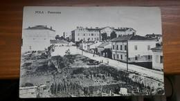 Croatia Istrien Istria Pula Pola Panorama 1916. - Croatia