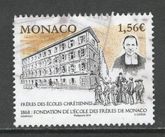 Monaco 2018, Yv 3136,  Hogere Waarde, Gestempeld - Monaco