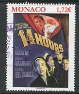 Monaco 2019, Yv 3166,  Hoge Waarde, Gestempeld - Monaco