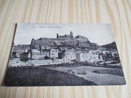 Victoria Town - Gozo (Malte).Castello. - Malta