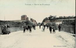 Tamines Route De Falisolle Très Animée - Sambreville