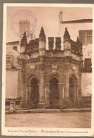 Portugal & Circulado, Torres Vedras, Chafariz Dos Canos, Gotico, Monumento Nacional, Lisboa 1954 (5356) - 1910-... Republic