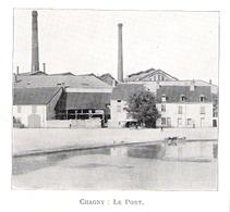 CHAGNY Le Port   Début XXème - Vieux Papiers
