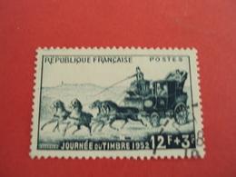 """1951 Oblitéré   N°  919    """"   Malle Poste""""   Net    1.50 - Frankreich"""