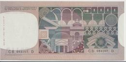 ITALY P. 107c 50000 L 1980 UNC - 50000 Lire