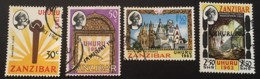 ZANZIBAR - (0) -1964 - # 301/304 - Zanzibar (1963-1968)