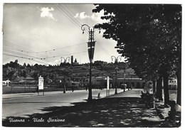 5345 - VICENZA VIALE STAZIONE 1952 - Vicenza
