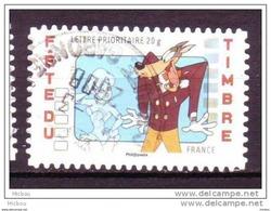 France, Journée Du Timbre, Loup, Bande Dessinée, Wolf, Comics, Stamp Day - Bandes Dessinées