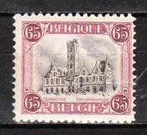 182Aa**  Hôtel De Ville De Termonde - Bonne Valeur - MNH** - COB 33 - Vendu à 14% Du COB!!!! - Unused Stamps