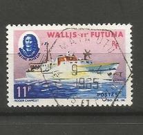 171   Bateau                    (clasyverouge20) - Wallis Und Futuna