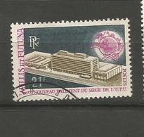 176 Nouveau Batiment                  (clasyverouge20) - Used Stamps