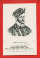 1771 - PERSONNAGES CELEBRES - CHARLES IX 1560-1574 - Histoire
