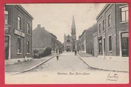 Tamines - Rue Notre-Dame ... épicerie Grand Magasin De L'Economie - 1907 ( Voir Verso ) - Sambreville