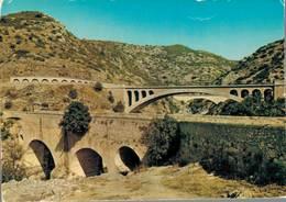 Saint Guilhem Le Desert Les 3 Ponts Au 1er Plan Le Pont Du Diable 1986  CPM Ou CPSM - France
