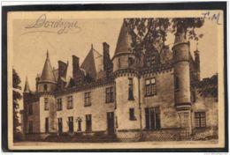 2429.  CHATEAU DE ST MICHEL MONTAIGNE . (recto Verso) - Other Municipalities