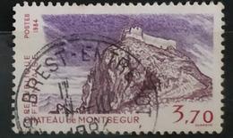 Château De Montségur N°2335 - Used Stamps
