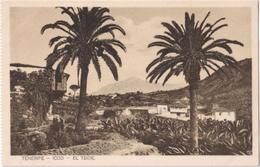 Tenerife - Icod - El Teide - Tenerife