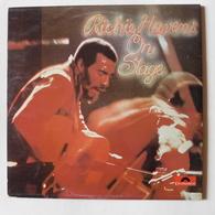 LP/ Richie Havens - Richie Havens On Stage / GB - 1972 - 2 LP - Rock