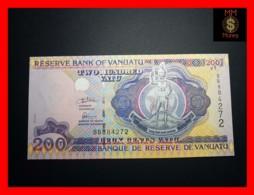VANUATU 200 Vatu  2006  P. 8 B  UNC - Vanuatu