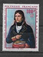 POLYNESIE FRANCAISE - Yvert  PA  N° 31 **  BONAPARTE (par Rouillard) - Airmail