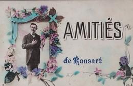 BELG-011..........AMITIES DE RANSART - Belgium