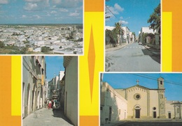 (B112) - ALESSANO (Lecce) - Multivedute - Lecce