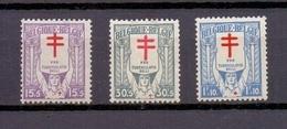 234/236 ANTITERING  POSTFRIS** 1925 - Unused Stamps