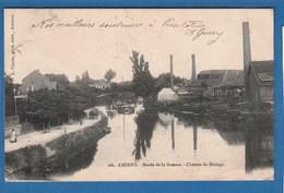 AMIENS BORDS DE LA SOMME CHEMIN DE HALAGE - Amiens