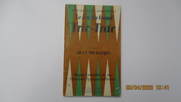 LE JEU DU GRAND TRIC-TRAC / JEAN TOURANGIN / LIB. S. BORNEMANN / S.D. - Giochi Di Società